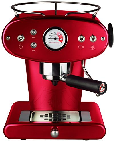 Illycaffè X1 Macchina da caffè Trio Marsala
