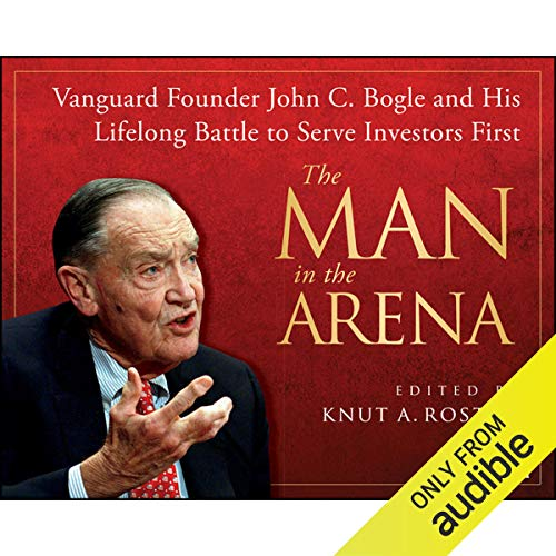 The Man in the Arena Titelbild