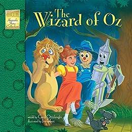 The Wizard of Oz (Keepsake Stories) by [Brighter Child, Carol Ottolenghi, Jim Talbot]
