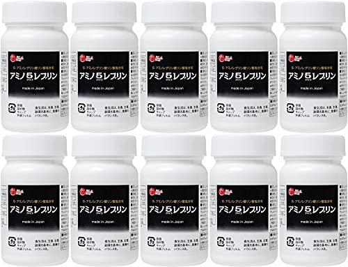 【10個セット】アミノ5レブリン ALA(5-アミノレブリン酸リン酸塩含有)90粒