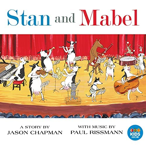 Paul Rissmann, The Adelaide Symphony Orchestra & Benjamin Northey