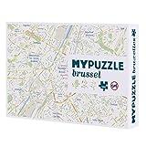 Mypuzzle Bruselas – 1000 Piezas