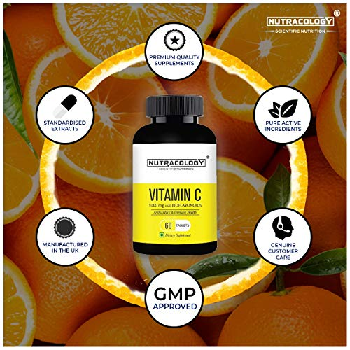 Nutracology Vitamin C 1000mg