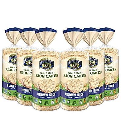 Lundberg Rice Cakes, Mochi Sweet