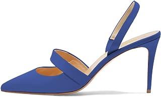 Best royal blue closed toe pumps Reviews