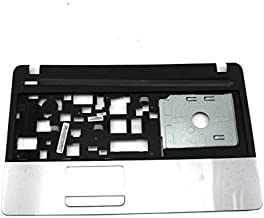 Rinbers Replacement Laptop Upper Top Case Palmrest with Touchpad Circuit Board for Gateway NE51B NE56R NE56R27U NE56R34U NE56R31U and Acer Aspire E1-521 E1-531 E1-571 P/N: 60.M09N2.001 AP0PI000300