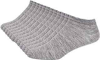 Women's 12 Pack Low Cut No Show Athletic Socks - Women's Socks Size 9-11 (Set of 12