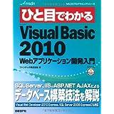 ひと目MS VISUAL BASIC 2010 WEBアプリケーション開発入門 (MSDNプログラミングシリーズ)