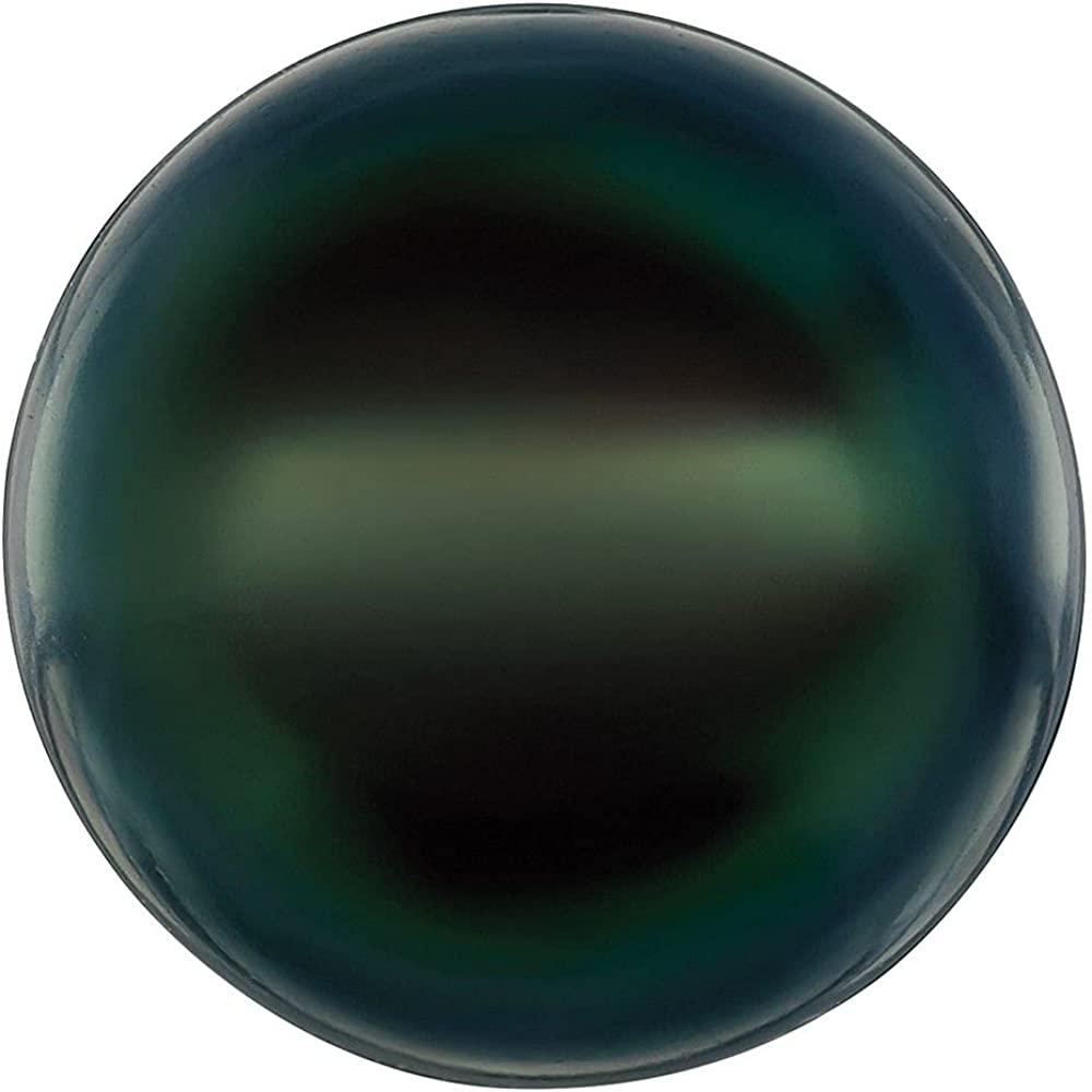 Jewelry-BLACK Spasm price PEARL FW Cultured 4.5MM HALF OFFicial shop PCS 2 A Q DRILLED