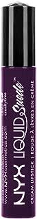 NYX PROFESSIONAL MAKEUP Liquid Suede Cream Lipstick, Subversive Soci