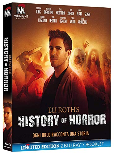 Eli Roth's History of Horror (Collectors Edition) (2 Blu Ray)