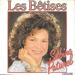 Les Betises/J'Crois Que J'Taime