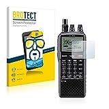 brotect Pellicola Protettiva Compatibile con Icom IC-R20 Pellicola Trasparente (2 Pezzi) Anti-Impronte