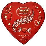 Lindt - Lindor - Chocolate Truffles Heart Box - 160g