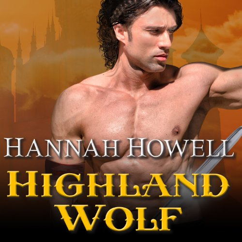 Highland Wolf audiobook cover art