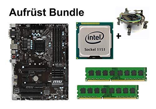 Aufrüst Bundle - MSI Z170A PC Mate + Intel Core i3-6100T + 16GB RAM #121306