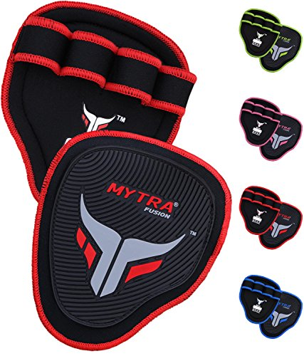 Mytra Fusion Grip Pads Gym Bar Grips Gym Hand Grip for Men Women Workout Crossfit Grip Pads Gym Bar Grips Gym Hand Grip for Men Women Workout Crossfit Grip Pads Weight Lifting Grip Weightlifting pad
