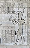 Notebook: Egypt Temple Antiquity Archaeology Egyptian