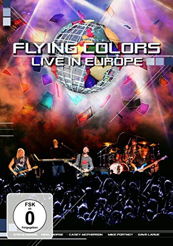 Flying Colours - Live in Europe
