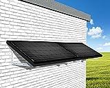 Mini-Solaranlage mit Modulwechselrichter zur Einspeisung ins Hausnetz Leistungsstarkes Komplettpaket von solar-pac inklusive Montageset PV-Leistung 310Wp - Jahresertrag ~320 kWh vereinfachte Anmeldung nach VDE-AR-N 4105 möglich Beratung: 0221 / 99 55...