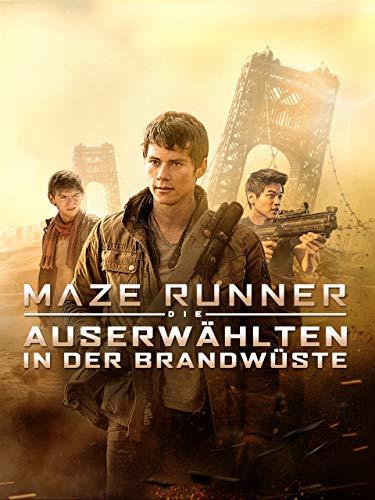 Maze Runner - Die Auserwählten In Der Brandwüste (4K UHD)