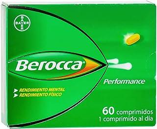 BAYER HISPANIA. S.L. Berocca performance 60 com. Negro. Normal (8470001716828)