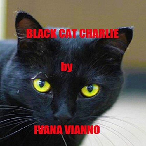 Black Cat Charlie audiobook cover art