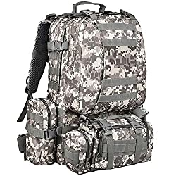 10 Best Tactical Backpacks Review in 2019 With Ultimate Buying Guide 25