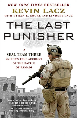 Image of The Last Punisher: A SEAL Team THREE Sniper's True Account of the Battle of Ramadi