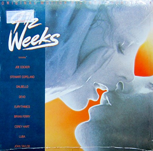 9 1/2 Weeks (1986) [Vinyl LP]