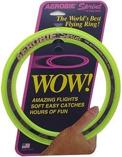 "Aerobie Sprint Ring, 10"", Yellow"