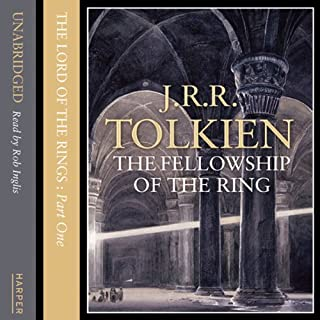 The Fellowship of the Ring, Volume 2 cover art