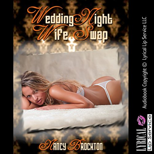 Wedding Night Wife Swap  audiobook cover art