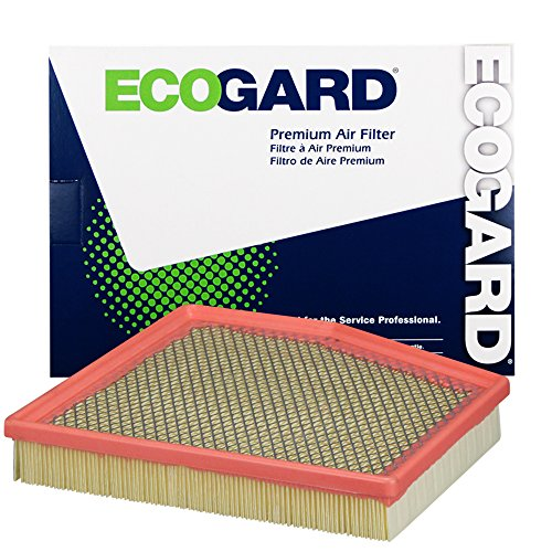 EcoGard XA10583 Premium Engine Air Filter Fits Chrysler Pacifica 2017-2020, Voyager 3.6L 2020