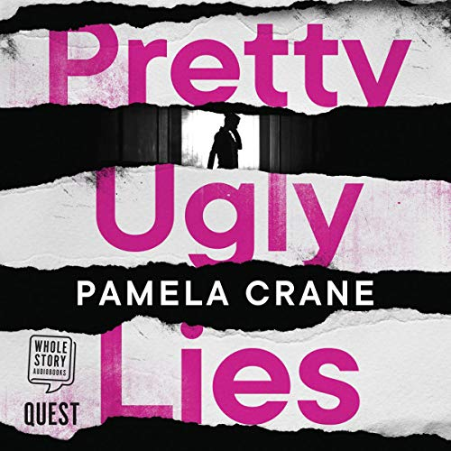 Pretty Ugly Lies audiobook cover art