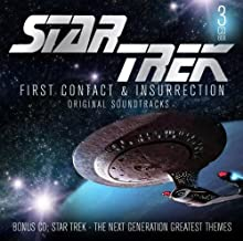 Star Trek: First Contact & Insurrection Original Soundtrack