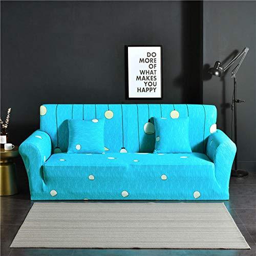 Allenger Cubierta para sofá con Cuerda de fijación,Funda de sofá elástica Universal, Funda de sofá Antideslizante Todo Incluido, cojín de sofá de Tela de Esquina- # 16_90-140cm