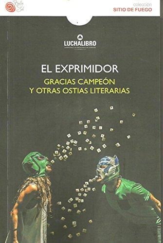 EXPRIMIDOR,EL