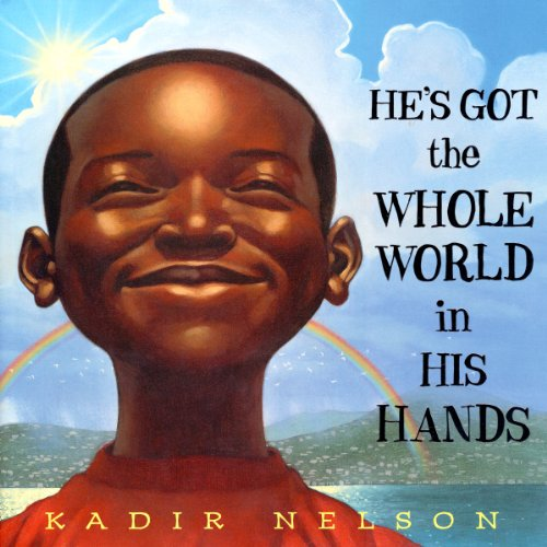 He's Got the Whole World in his Hands audiobook cover art