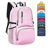 ZOMAKE Lightweight Travel Backpack, Packable Water Resistant Hiking Daypack Foldable Backpack for Women