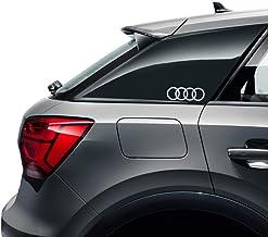 Suchergebnis Auf Für Audi Ringe Aufkleber Silber