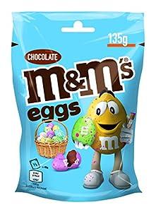 M&Ms Eggs, Schokoeier, Eine Packung, 135 g