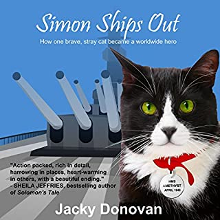 Simon Ships Out cover art