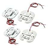 4Pcs Half Bridge Body Load Cell Electronic Scale Weighing Sensor 50Kg