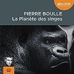 La Planète des singes audiobook cover art