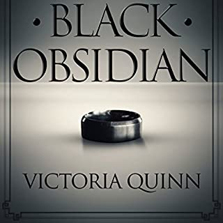 Black Obsidian audiobook cover art
