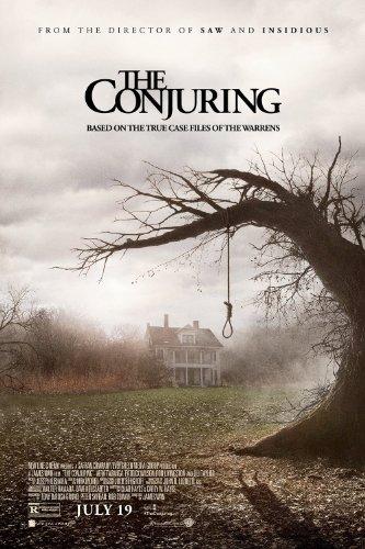 The Conjuring Movie Poster 24x36 inches Vera Farmiga Patrick Wilson High Quality Gloss Poster Print 106