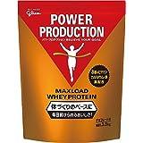 グリコ パワープロダクション マックスロード ホエイ プロテイン チョコレート味 3.5kg [使用目安 約175食分] たんぱく質 含有率70.3%(無水物換算値) 8種類の水溶性 ビタミン カルシウム 鉄 配合