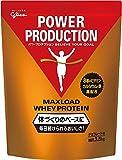 マックスロード ホエイプロテイン チョコレート味 3.5kg パワープロダクション 江崎グリコ プロテイン