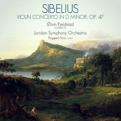 Øivin Fjeldstad, London Symphony Orchestra & Ruggiero Ricci